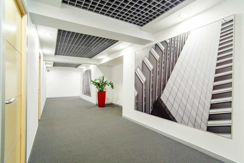 коридор 5 этаж