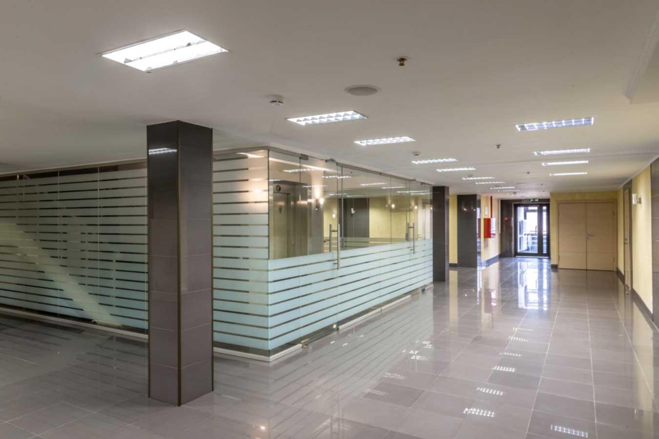 коридор 3 этаж